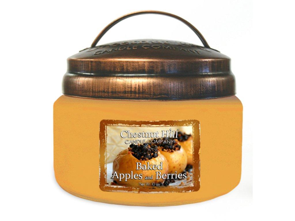 43715 1 chestnut hill vonna svicka ve skle pecena jablka a bobule baked apples and berries 10oz