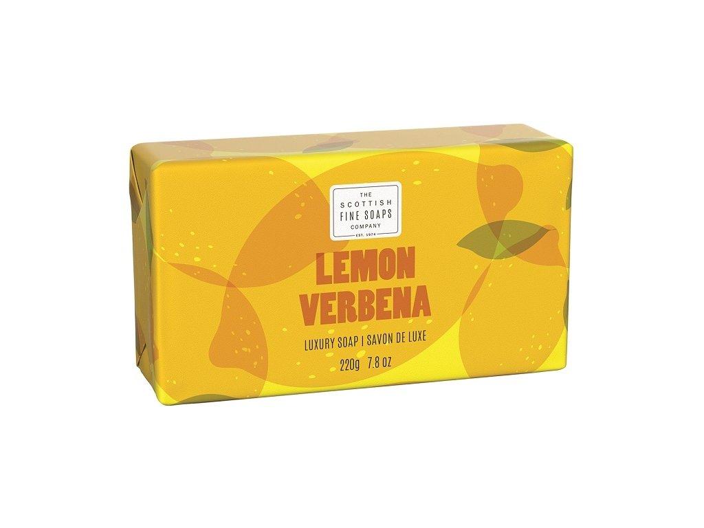 43007 1 scottish fine soaps mydlo citron a verbena 220g