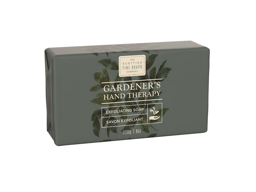 43010 1 scottish fine soaps jemne peelingove mydlo gardeners therapy 220g