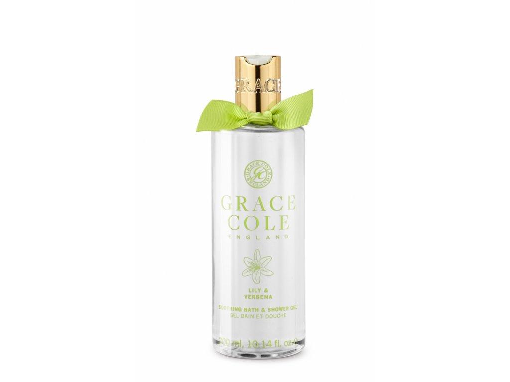 58410 grace cole koupelovy a sprchovy gel lily verbena 300ml