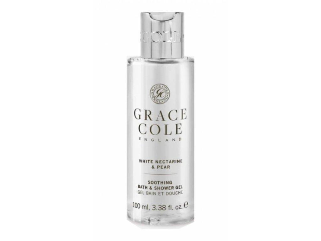 45647 1 grace cole sprchovy gel v cestovni verzi bila nektarinka hruska 100ml