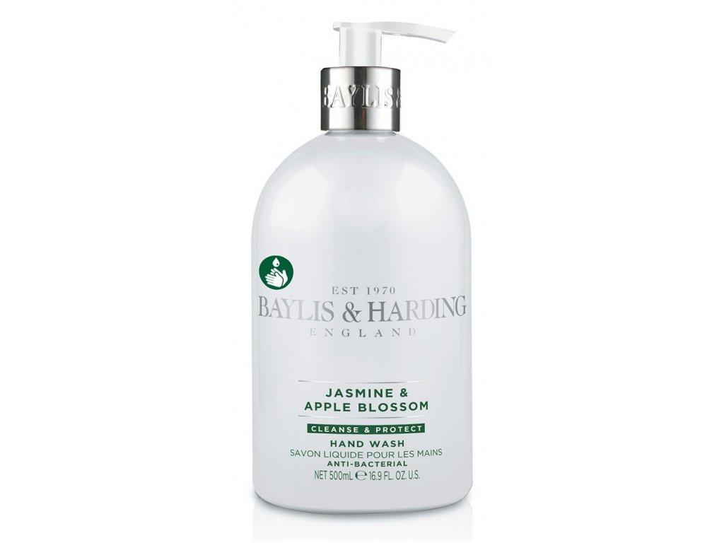 46589 1 baylis harding antibakterialni tekute mydlo na ruce jasmin a jablecny kvet 500ml