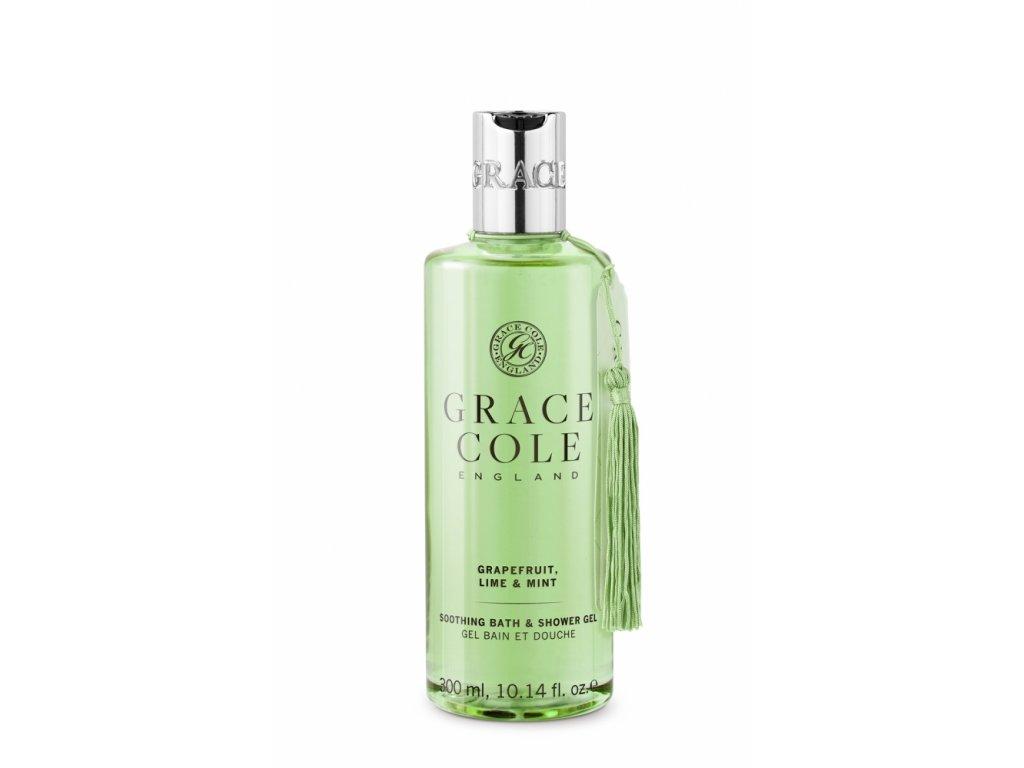 59919 grace cole myci gel grapefruit lime mint grepfruit limetka a mata 300ml
