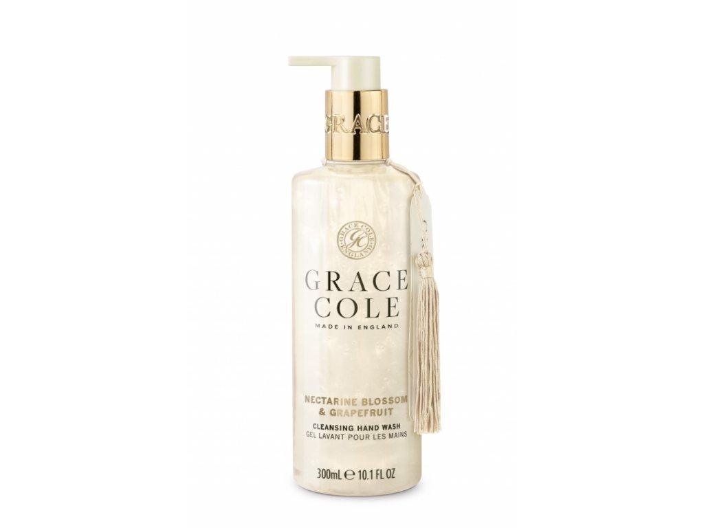 59829 grace cole tekute mydlo na ruce nectarine blossom grapefruit nektarinka a grepfruit 300ml
