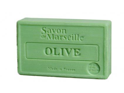 48143 1 le chatelard mydlo oliva 100g