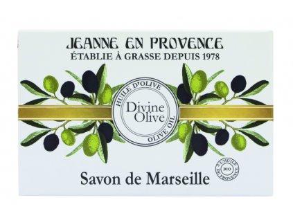 40097 1 jeanne en provence luxusni mydlo oliva 200g