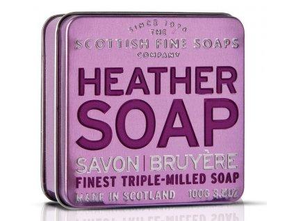 38867 1 scottish fine soaps mydlo v plechu vresovec 100g