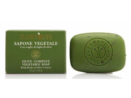 39701 1 erbario toscano mydlo oliva 140g