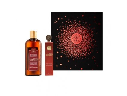 44153 1 erbario toscano darkova sada vanilka a koreni sprchovy gel 125ml parfem 10ml