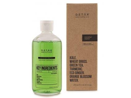 43466 1 detox skinfood micelarni voda 250 ml