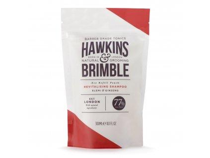 HAW044 Revitalizing shampoo pouch