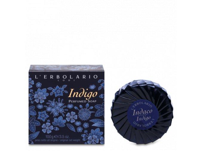 46478 1 l erbolario jemne mlete mydlo indigo 100g