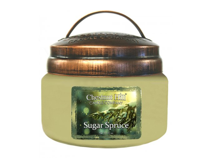 43757 1 chestnut hill vonna svicka ve skle sladky smrk sugar spruce 10oz