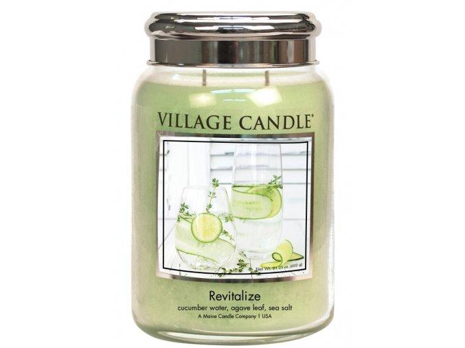 46799 1 village candle vonna svicka ve skle revitalize 26oz