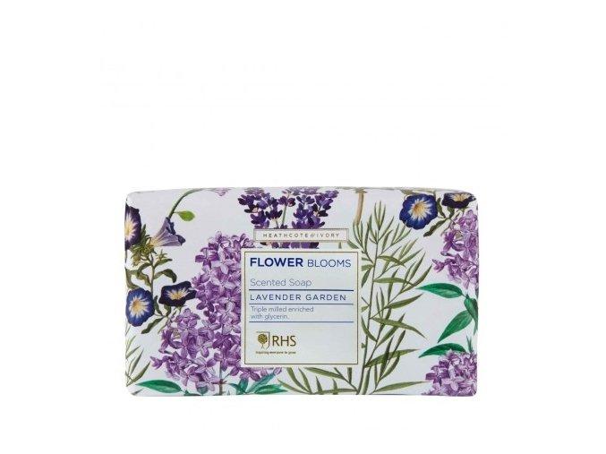 45290 1 heathcote ivory luxusni trikrat jemne mlete mydlo flower blooms 240g