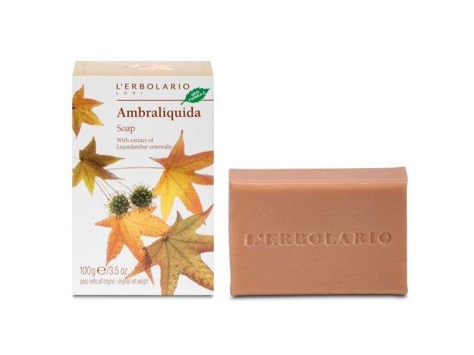 44849 1 l erbolario jemne mydlo ambraliquida 100g