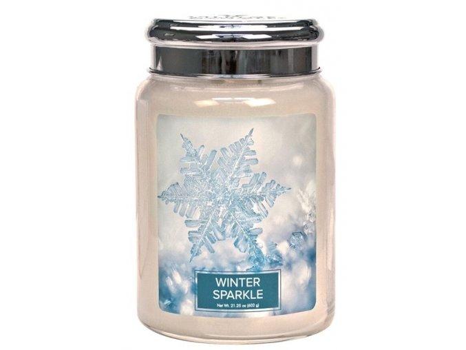 43577 2 village candle vonna svicka ve skle winter sparkle 26oz