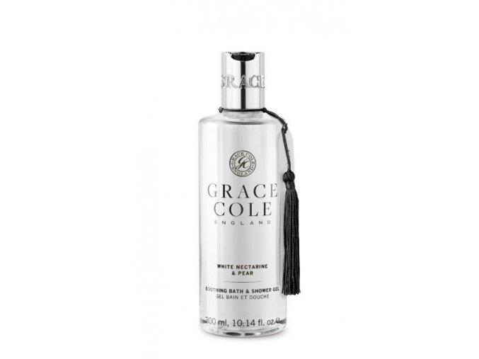 45722 1 grace cole koupelovy a sprchovy gel white nectarine pear 300ml