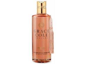 44609 1 grace cole koupelovy a sprchovy gel ginger lily mandarin 300ml