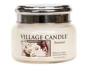 57285 village candle vonna svicka ve skle snoconut 11oz