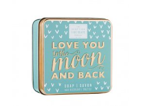 40565 1 scottish fine soaps mydlo v plechu love you to the moon and back 100g
