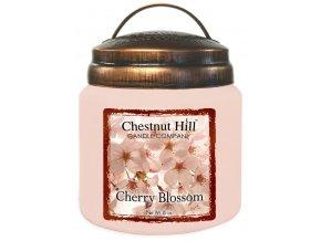 43784 1 chestnut hill vonna svicka ve skle kvety tresni cherry blossom 16oz