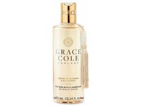 44579 1 grace cole koupelovy a sprchovy gel nectarine blossom grapefruit 300ml