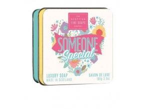 45572 1 scottish fine soaps mydlo v plechu someone special 100g