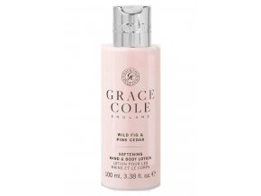 46244 1 grace cole hydratacni mleko na ruce a telo v cestovni verzi wild fig pink cedar 100ml