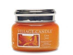 46322 1 village candle vonna svicka ve skle citrusove osvezeni citrus twist 11oz