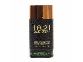 58506 18 21 man made pansky deodorant spiced vanilla 77ml