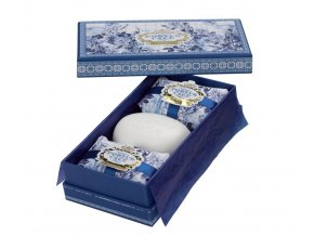 47339 2 castelbel darkova sada mydel gold and blue 3x150g