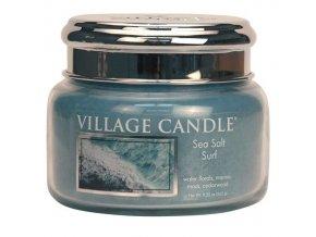 44501 1 village candle vonna svicka ve skle morsky priboj sea salt surf 11oz