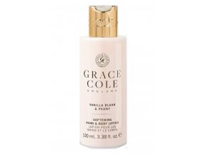 46253 1 grace cole hydratacni mleko na ruce a telo v cestovni verzi vanilla blush peony 100ml