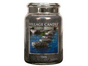 44426 1 village candle vonna svicka ve skle clarity 26oz limited edition