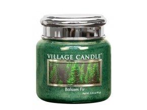 45500 1 village candle vonna svicka ve skle jedle balsam fir 3 75oz