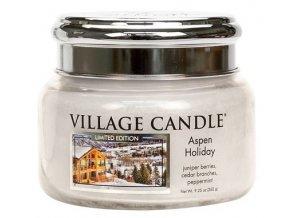 56244 village candle vonna svicka ve skle aspen holiday 11oz