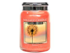 44429 1 village candle vonna svicka ve skle empower 26oz limited edition