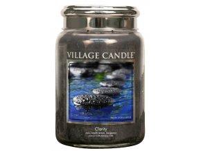 46787 1 village candle vonna svicka ve skle clarity 26oz