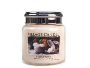 46298 1 village candle vonna svicka ve skle kokos a vanilka coconut vanilla 16oz