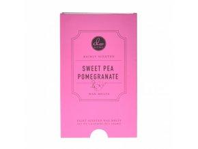 46190 1 dw home vonny vosk sweet pea pomegranate 82g