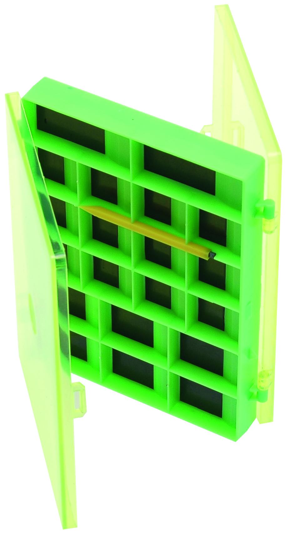 Krabička magnetická 1 rozměr krabičky: 120 x 90 x 18 mm