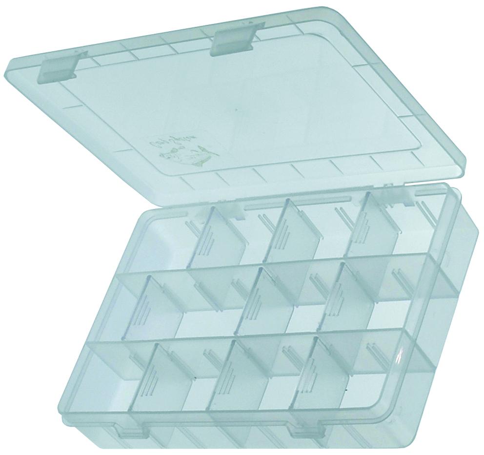 Krabička twisterová stavitelná barva krabičky: průhledná