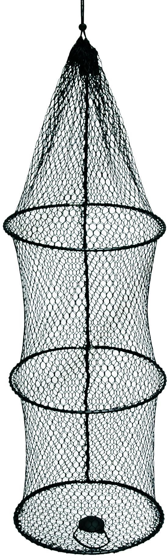 Vezírek oko 15 mm průměr/délka vezírku: 30/60 cm, počet kruhů: 3 kruhy
