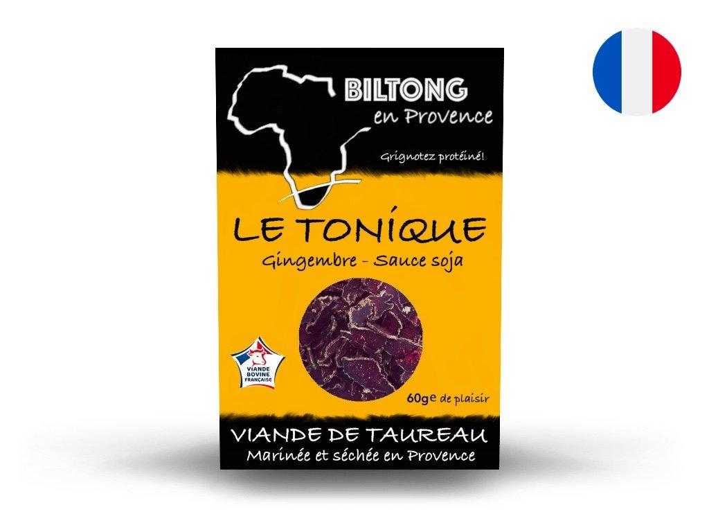 biltong en provence tonique