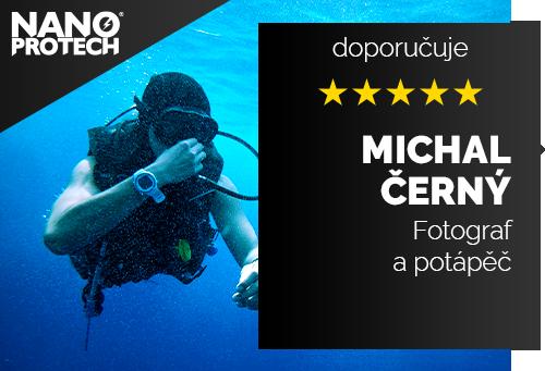 Michal Černý - Fotograf a potápěč