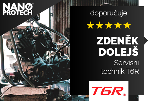 Zdeněk Dolejš - servisní technik T6R