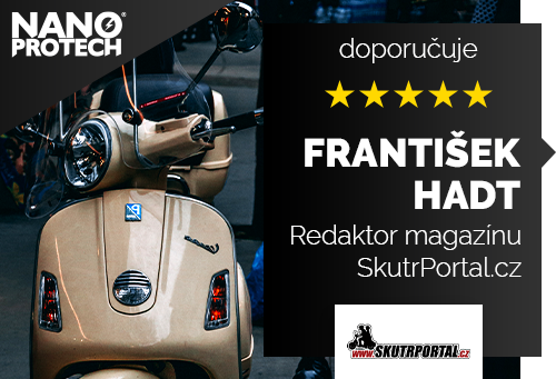 František Hadt - redaktor on-line magazínu SkutrPortal.cz