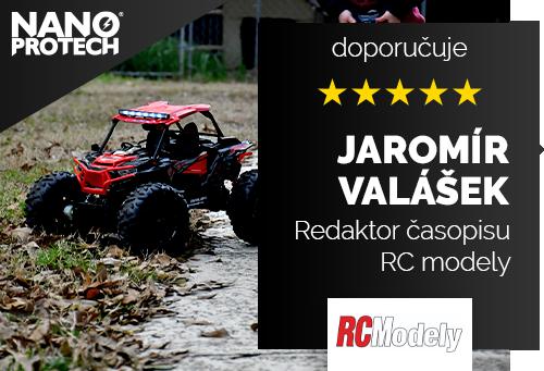 Jaromír Valášek - redaktor časopisu RC modely