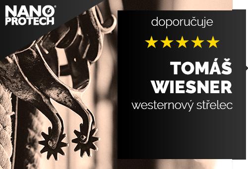 Tomáš Wiesner - Westernový střelec